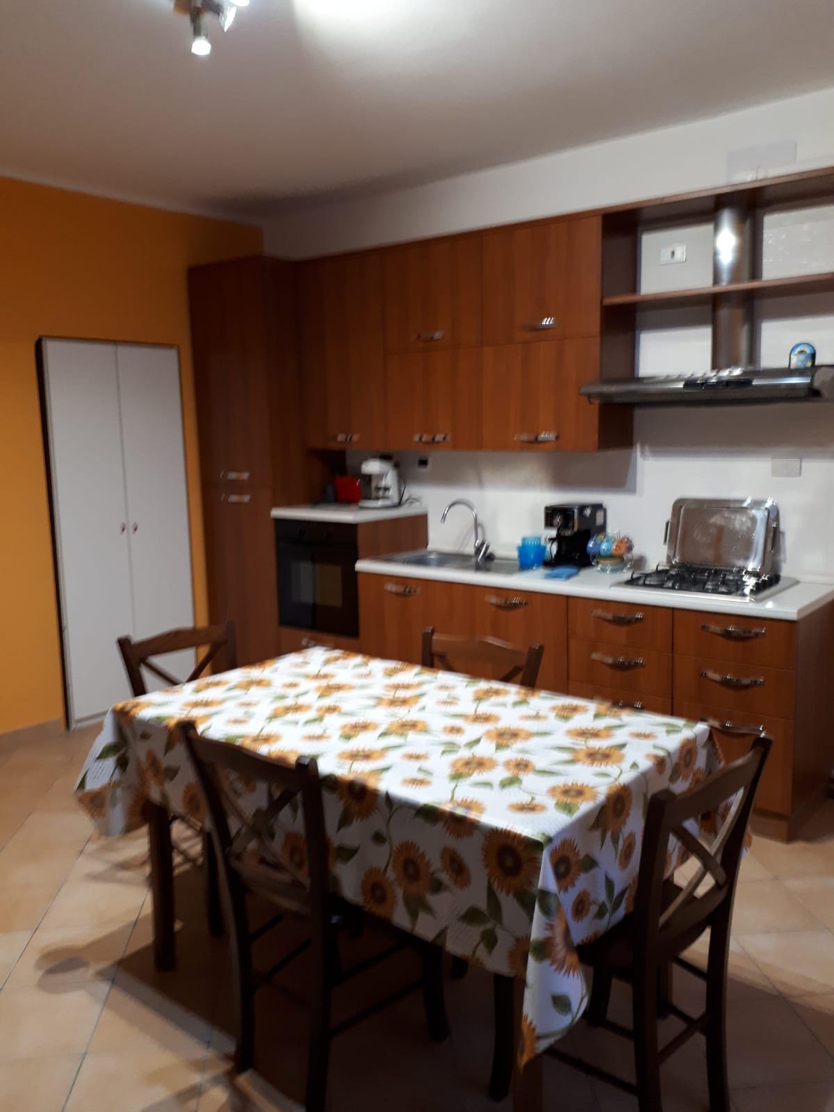 Cucina casa vacanze